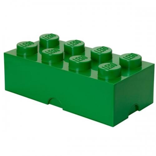 Aufbewahrungsbox Storage Brick 8 Grün von Lego