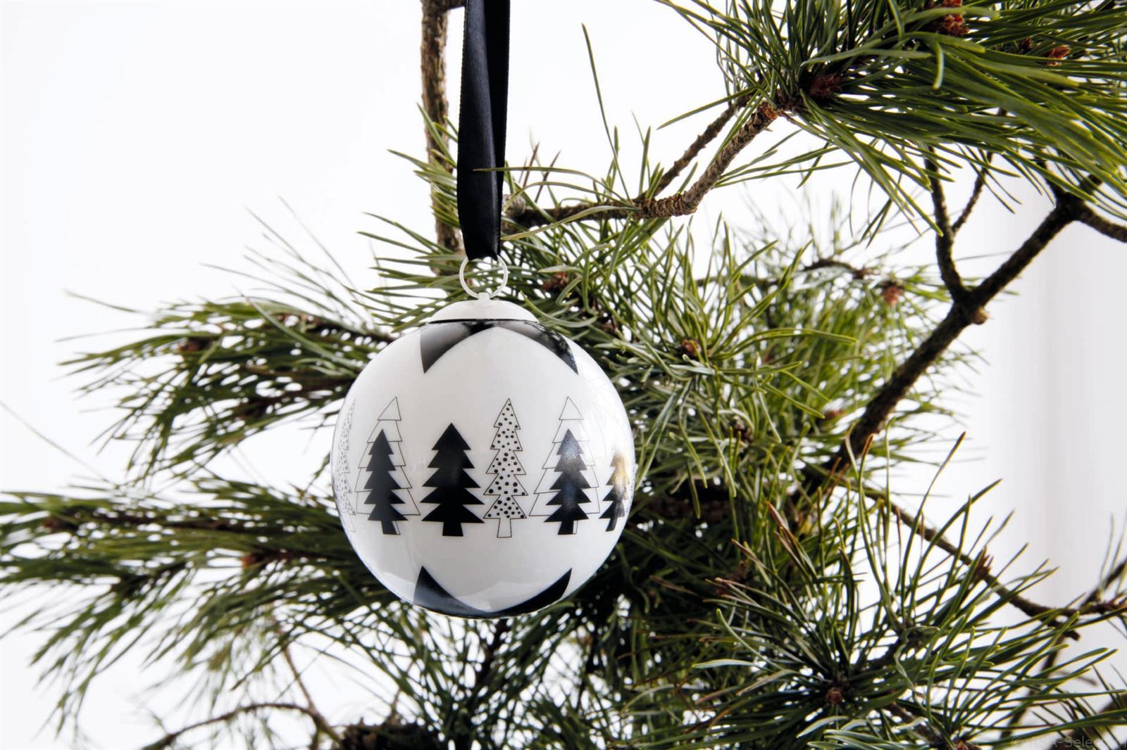 Asa Weihnachtskugel XMAS Gestreift (M) , EUR 12,90 --> erkmann.de ...