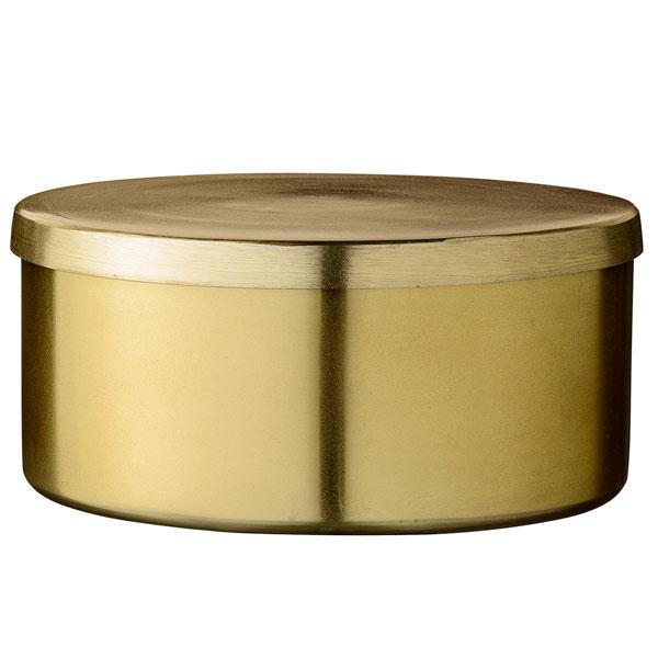 Deko Box deko-box gold klein von bloomingville