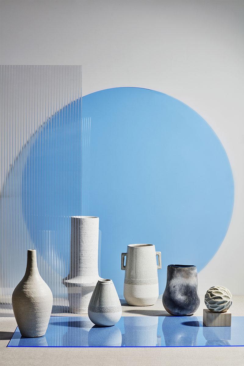 Broste Copenhagen Vase Gillis 20,20 cm