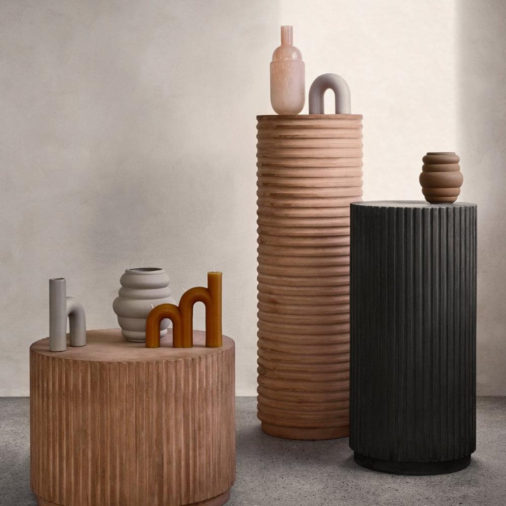 Vase Hector Rainy Day 20cm Broste Copenhagen
