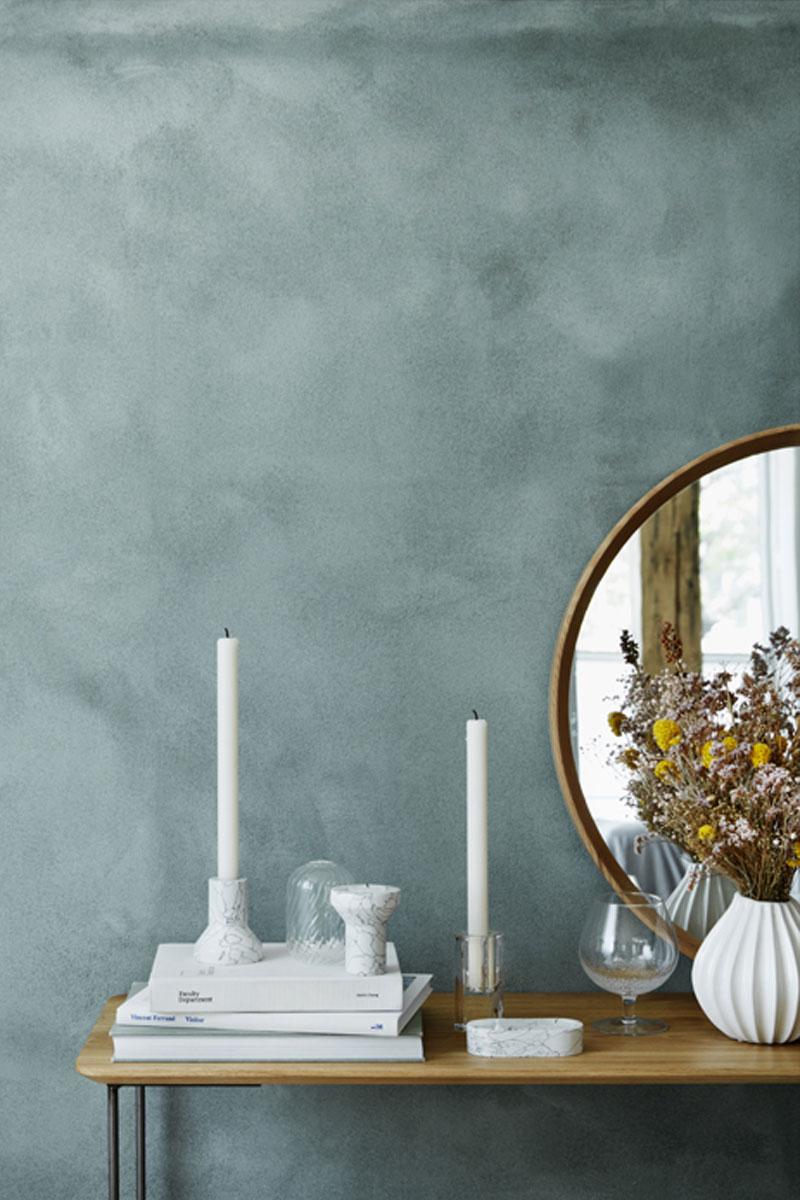 Vase Wide Ivory M von Broste Copenhagen   erkmann