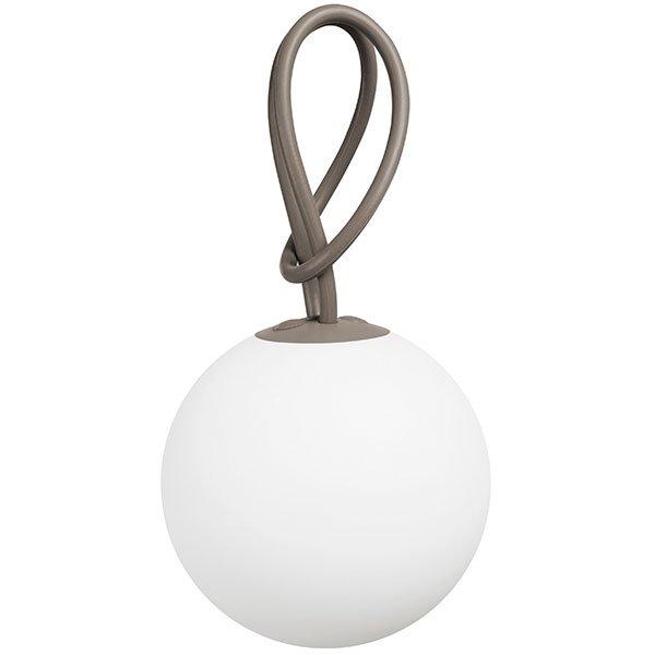 Lampe Bolleke Taupe Von Fatboy