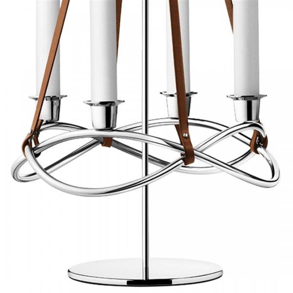 adventkranz mit kerzenhalter season 2 teilig von georg jensen. Black Bedroom Furniture Sets. Home Design Ideas