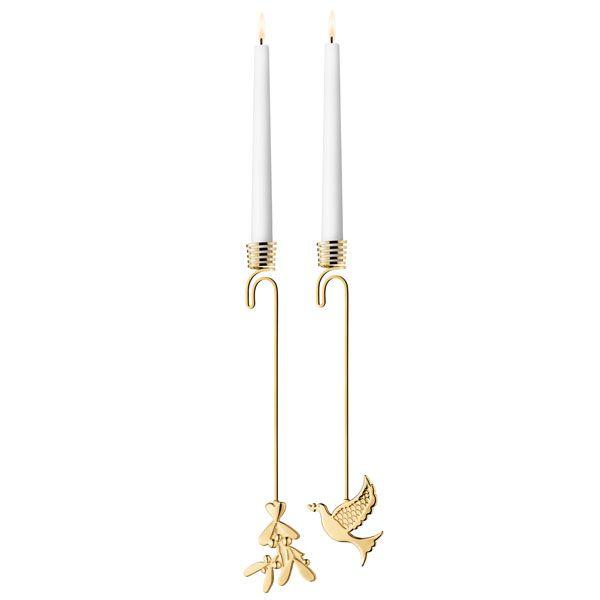 Weihnachtsbaum Kerzenhalter.Baumschmuck