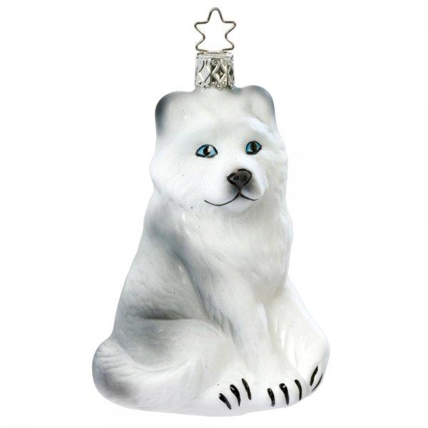 Christbaumschmuck Hund Husky Von Inge Glas