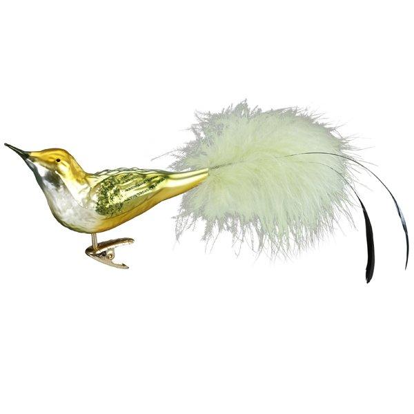 Christbaumschmuck Vogel Joshy Von Inge Glas Bei Erkmann