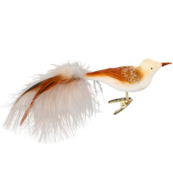Christbaumschmuck Vogel Sonnenvogel Von Inge Glas
