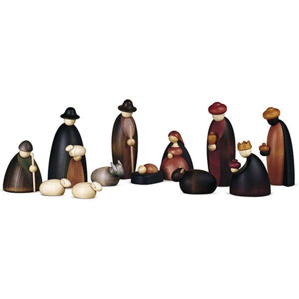 Krippenfiguren (Groß) von Köhler Kunsthandwerk