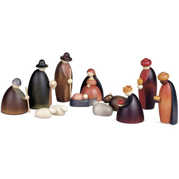 Krippenfiguren (Klein) von Köhler Kunsthandwerk