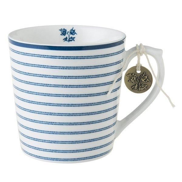Laura Ashley Henkelbecher Blueprint Candy Stripe (Groß) , EUR 9,95 ...