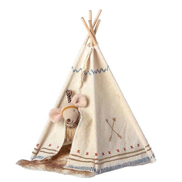 Zelt für Kuscheltiere von Maileg bei erkmann