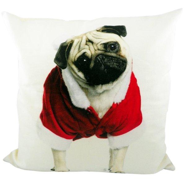 Mops Bilder Weihnachten.Dekoration