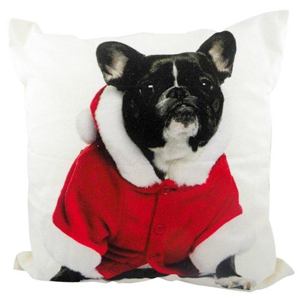 Kissen Französische Bulldogge Weihnachten Von Mars More