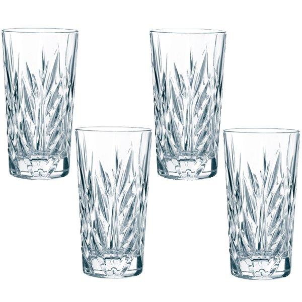 Wasserglas Saftglas Becher Longdrinkglas Imperial 4 Teilig Von