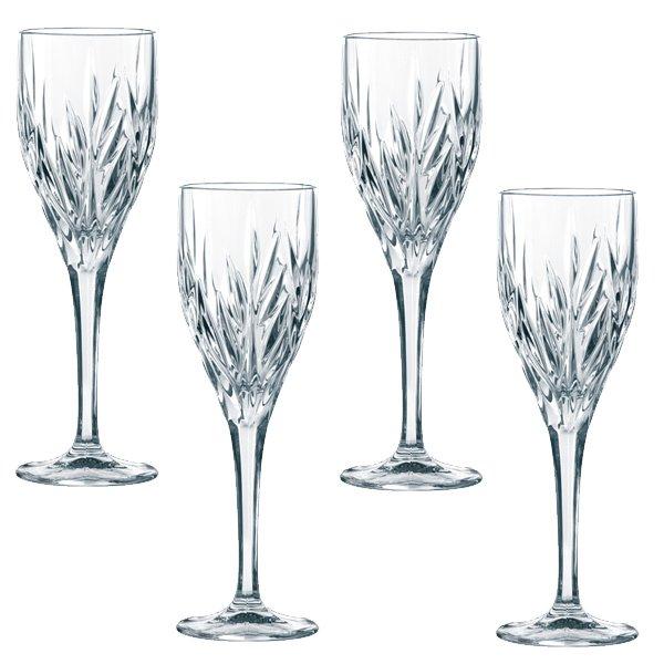 Weissweinglas Rotweinglas Weinglas Imperial 4 Teilig Von Nachtmann