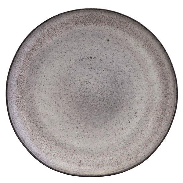 Schüssel//Teller//Pastateller Ø 21,5 cm Nicolas Vahé NISTA Keramik Schwarz Nicolas Vahe