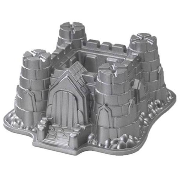 Backform Burg Von Nordic Ware