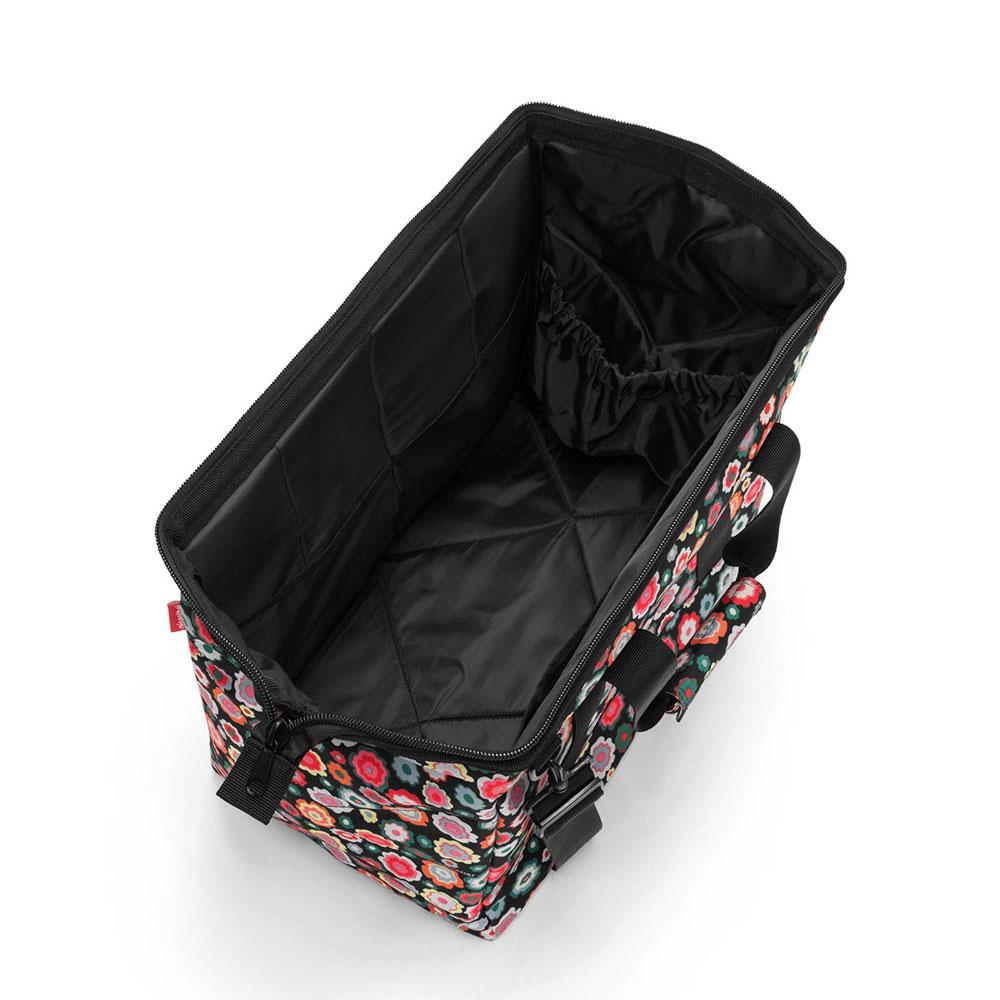 reisenthel allrounder R Reisetasche Doktortasche Tasche Rucksack Happy Flowers