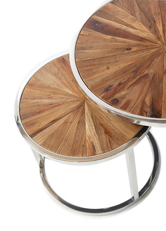 beistelltisch greenwich von riviera maison. Black Bedroom Furniture Sets. Home Design Ideas