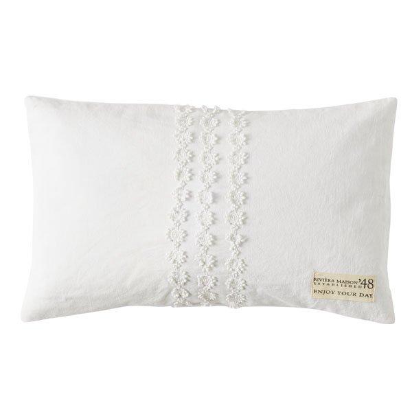 kissenh lle lovely lace riviera maison erkmann. Black Bedroom Furniture Sets. Home Design Ideas