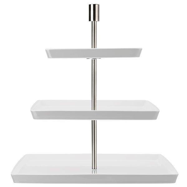 etagere loft wei quadratisch von rosenthal thomas. Black Bedroom Furniture Sets. Home Design Ideas