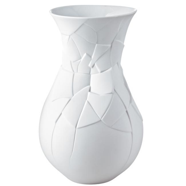 Vase Of Phases Weiß Groß Von Rosenthal