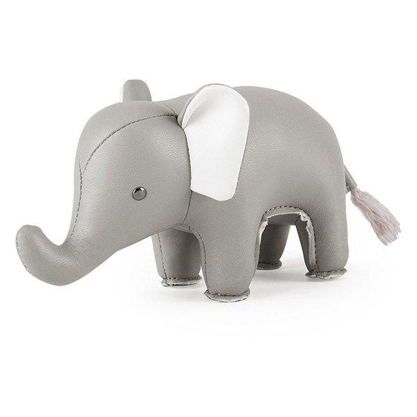 Briefbeschwerer Elefant Grau von Züny bei erkmann